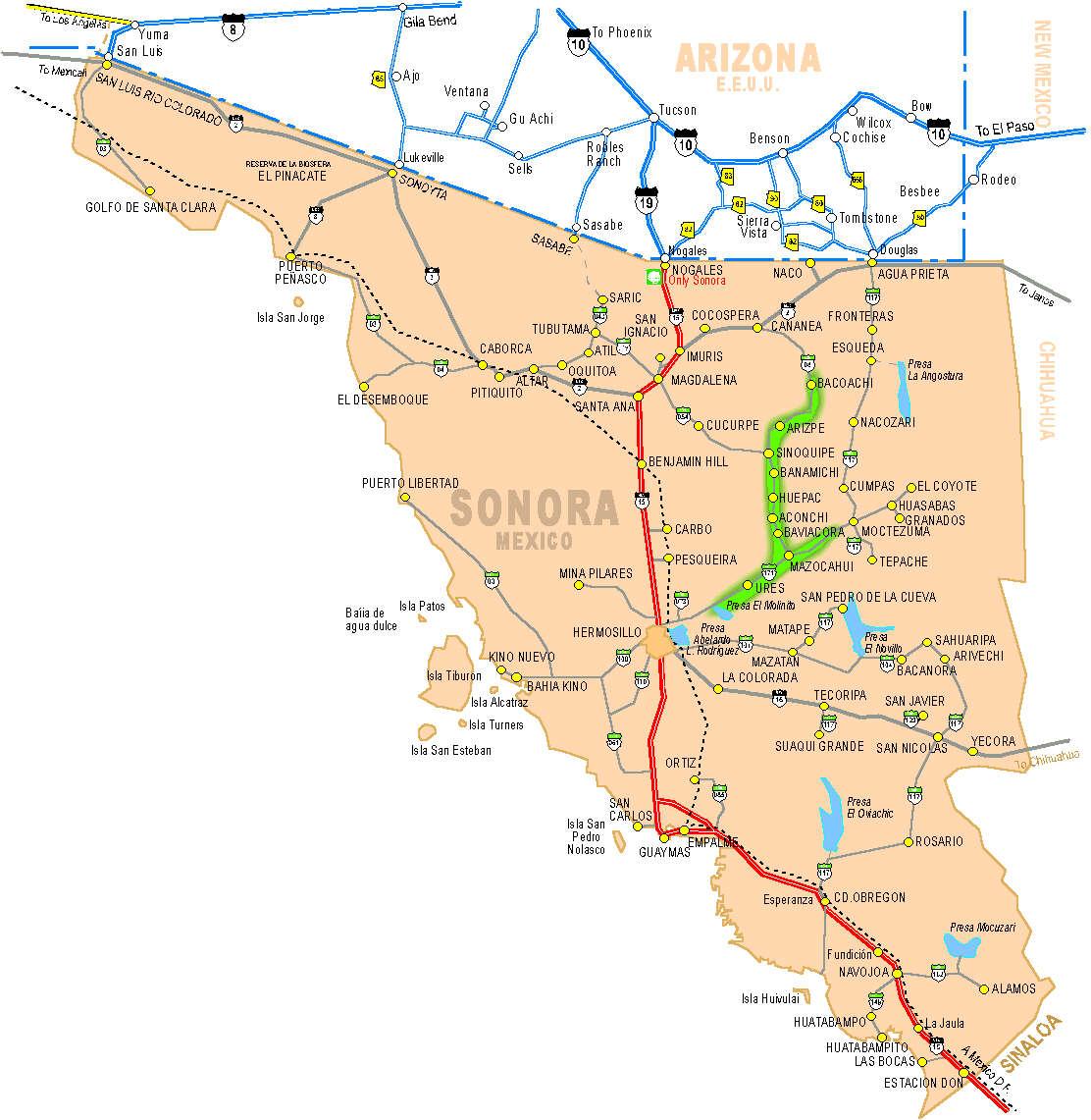 mapa de tx with Map Of Sonora on Citymap furthermore Las Iglesias Catolicas Mas Grandes Del Mundo further Mexico texas 1845 also Shanghai Street Map additionally Texas County Map.