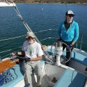 Fred & Alissa Basic Keel Boat, three sweet days!