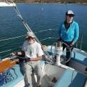 Fred & Alissa Basic Keel Boat, three sweet days!